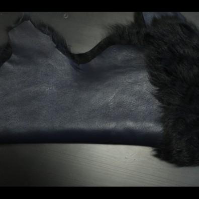 Дубленка тиградо